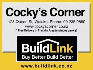 Cockys Corner, 123 Queen Street, Waiuku