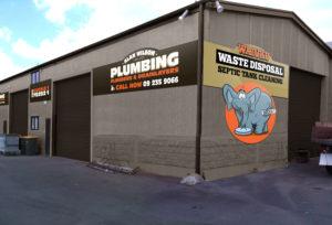 Alan Wilson Plumbing Ltd