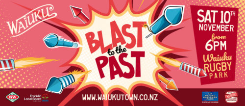 Waiuku Blast to the Past 2018 @ Waiuku Rugby Park | Waiuku | Auckland | New Zealand